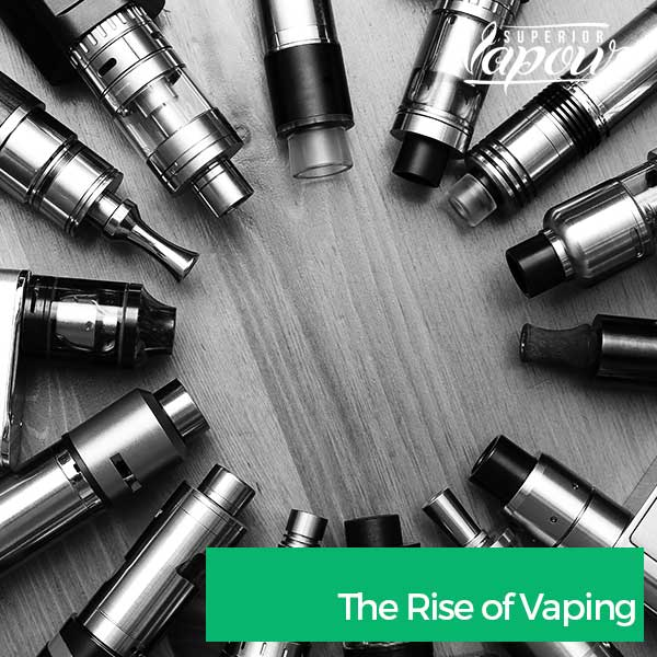 The Rise of Vaping