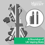 A Roundup of Vaping Stats for the UK