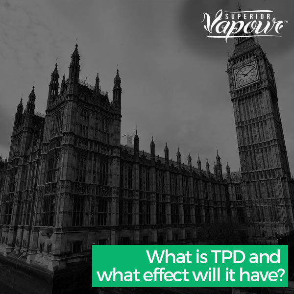What is TPD and what effect will it have?