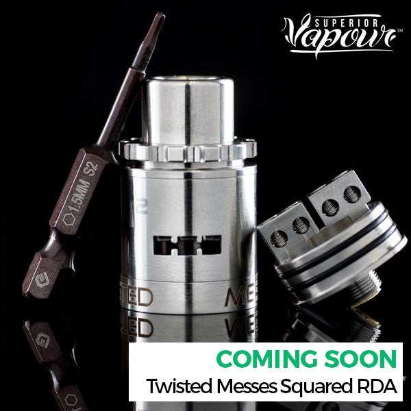Twisted Messes RDA² (#TMsquared) Landing soon..