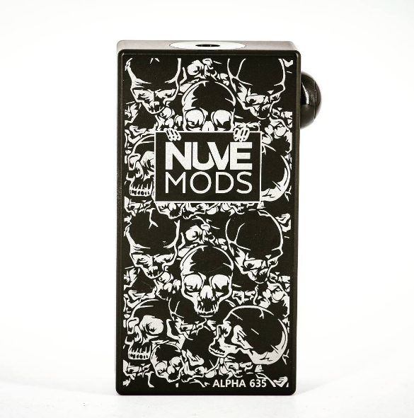 Coming Soon - NUVE Regulated Box Mods – SuperiorVapour