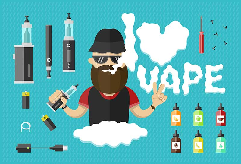 Vaping Around The World