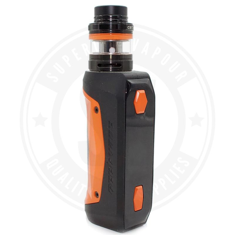 Aegis Solo 100W Tc Kit By Geekvape Orange Kit