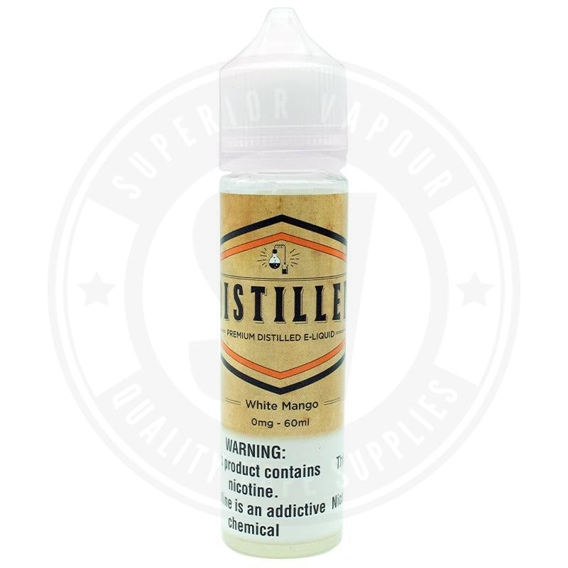 White Mango E-Liquid 60Ml By Distilled E Liquid