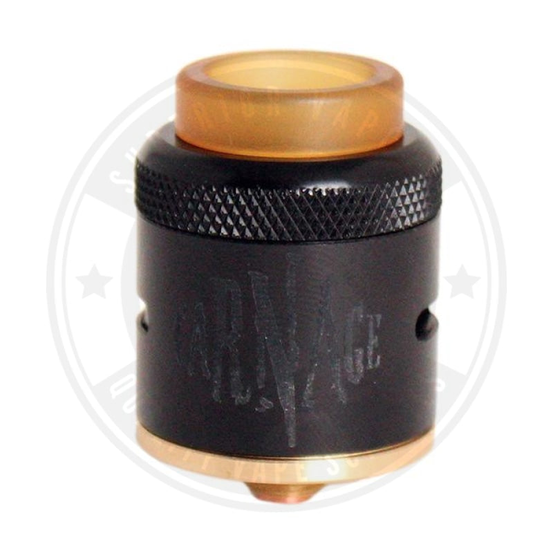 Carnage V1 Rda By Purge Mods Black