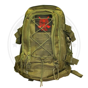 Tactical Backpack By Comp Lyfe Od Green Backpack