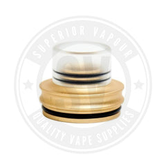 Dotcap By Dotmod Gold Drip Tip