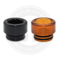 810 Polished Resin Drip Tips By Vapjoy Tip