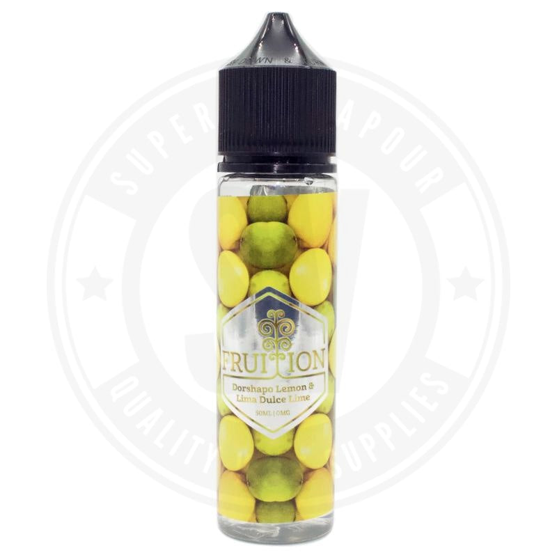 Dorshapo Lemon & Lima Dulce Lime E-Liquid 50ml by Fruition