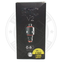 J Well Btc Coils X5 Atomizer