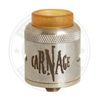 Carnage V1 Rda By Purge Mods Stainless