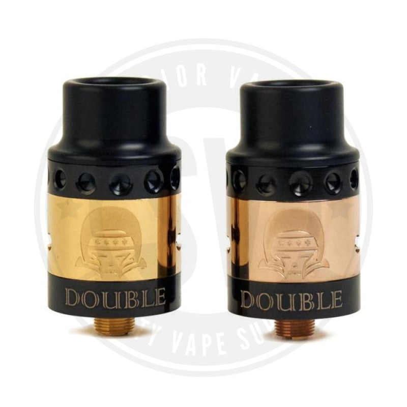 Double Vision Rda Gold & Rose Edition