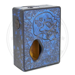 Rampage Squonk Mod By Purge Mods Blue