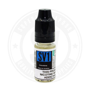 Heizenberg E-Liquid 10Ml By Superior Vapour E Liquid