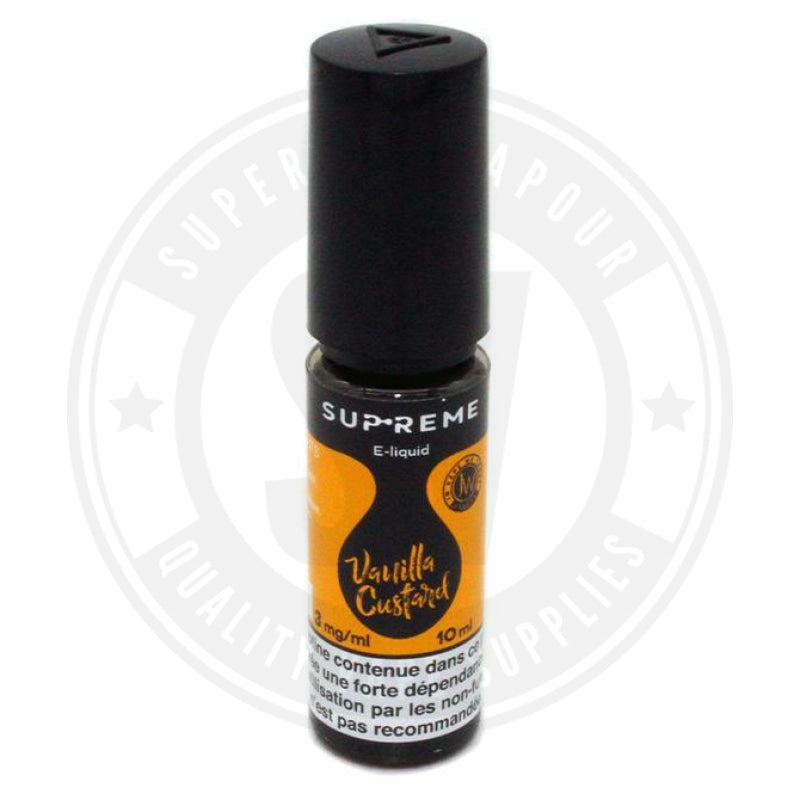 Vanilla Custard E-Liquid 10Ml By Supreme E Liquid