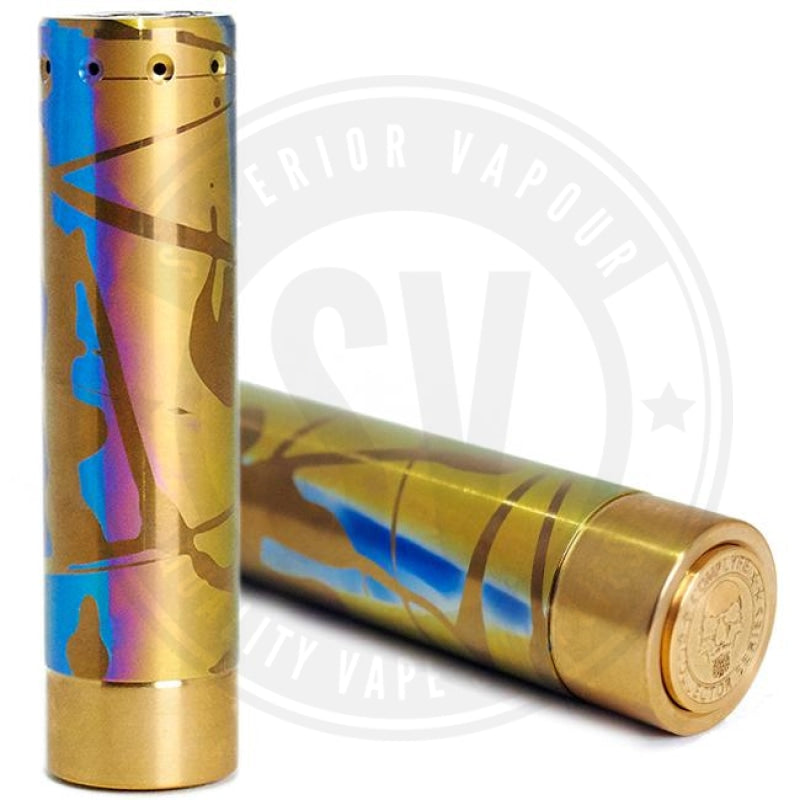Custom Titanium Mods By Comp Lyfe Clm19 Mod