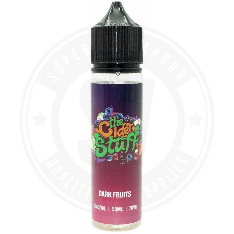 Dark Fruits E-Liquid 50ml by The Cider Stuff