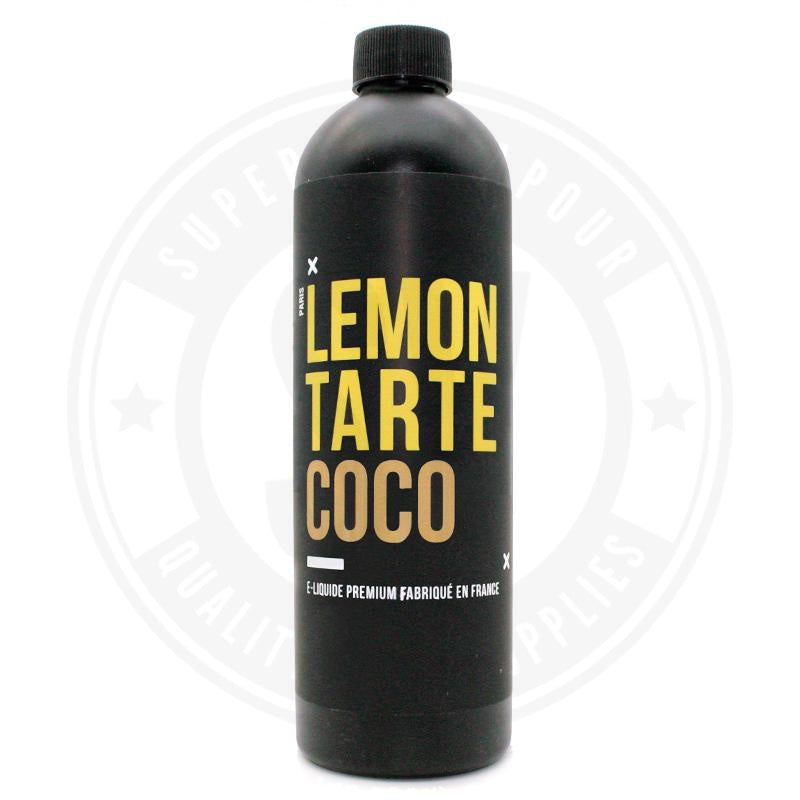 Lemon Tart & Coconut E-Liquid by Remix Jet
