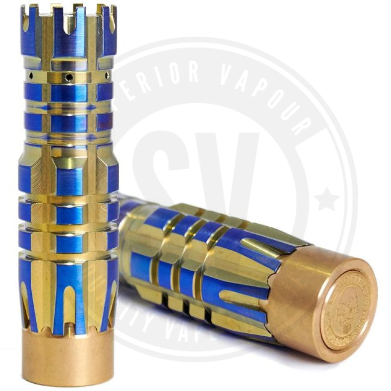 Custom Titanium Mods By Comp Lyfe Clm10 Mod