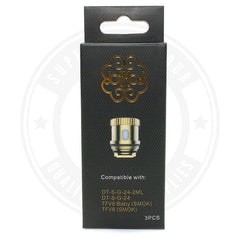 Dot Tank Coils x3 by DotMod