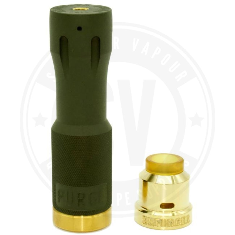 Enforcer Mod By Purge Mods Od Green