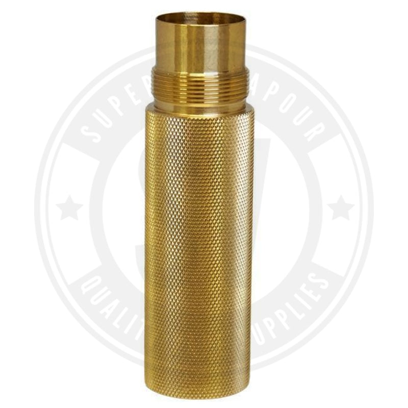 20700 Stack Tube By Purge Mods Knurled Brass Mod