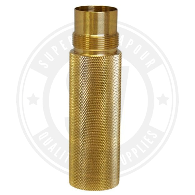 18650 Stack Tube By Purge Mods Brass Knurled Mod