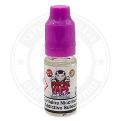 Sweet Tobacco Nic Salts E-Liquid 10ml by Vampire Vape