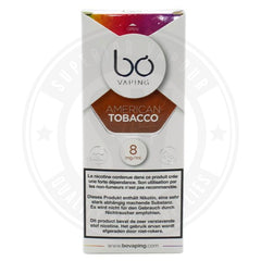 American Tobacco Bo Caps By Vaping E Liquid