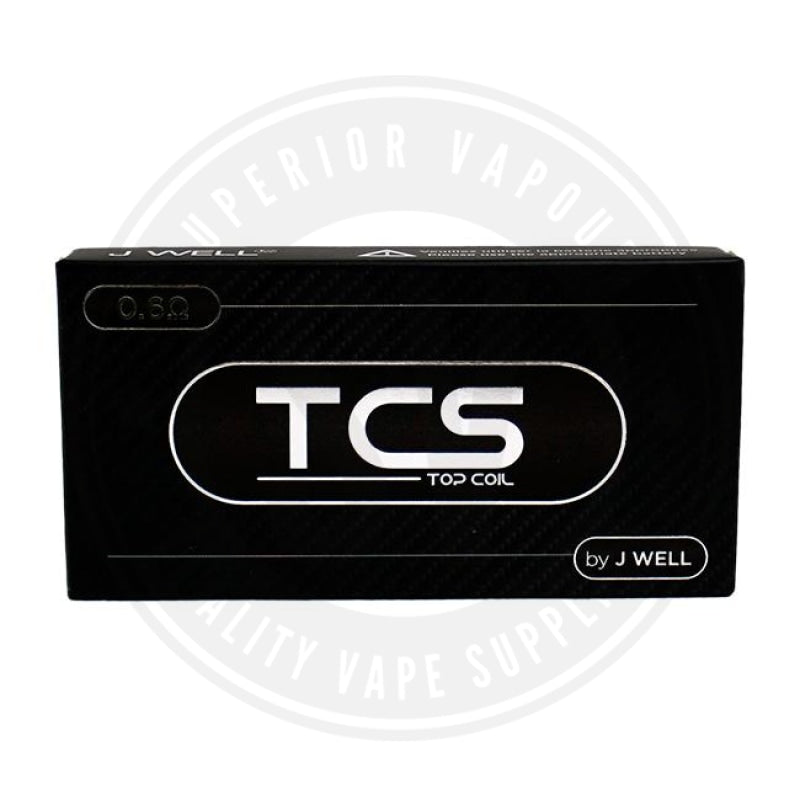 J Well Tcs Coils X5 Atomizer