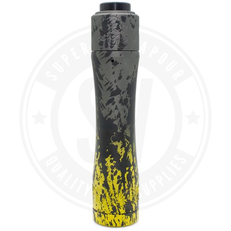 Swerve Mod Setups By Purge Mods Yellow / Grey Splatter