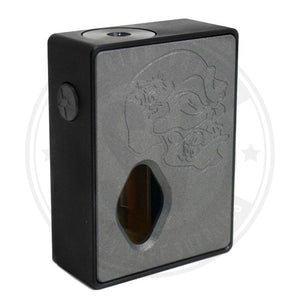 Rebellion Squonk Mod By Purge Mods Grey