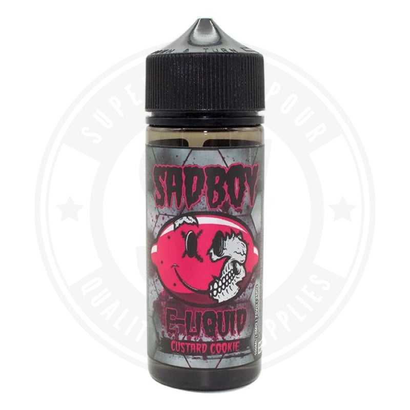 Custard Cookie E-Liquid 100Ml By Sadboy E Liquid