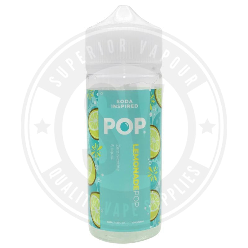Lemonade Pop E-Liquid 100Ml By E Liquid