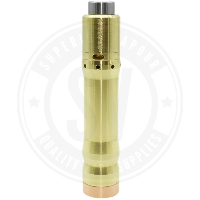 Vindicator Set Up By Kennedy Enterprises Brass / Constant Contact Rda