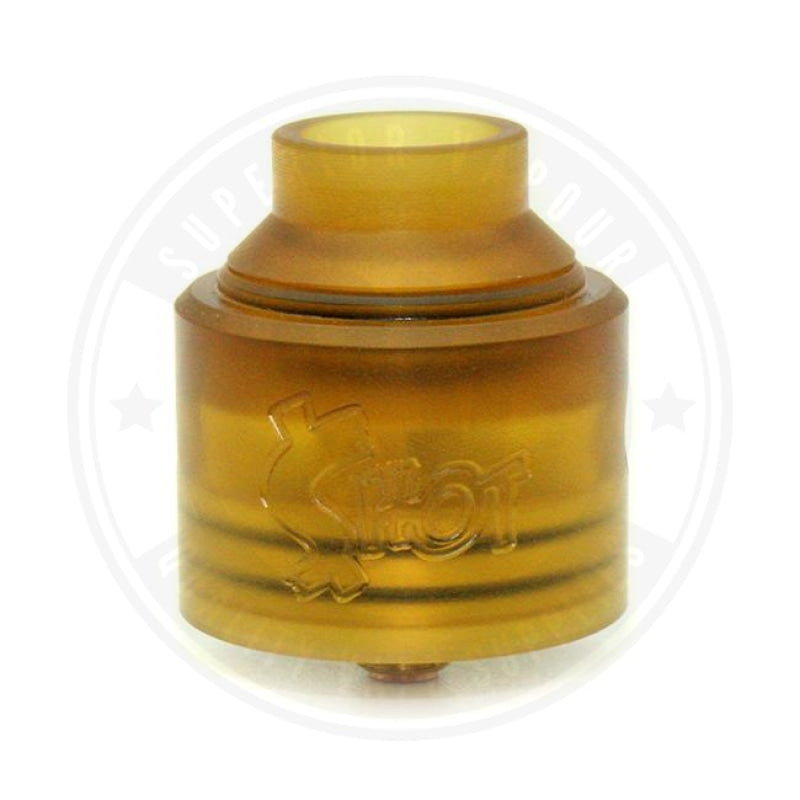 Money Shot Rda By Purge Mods ( Pre Order ) Ultem
