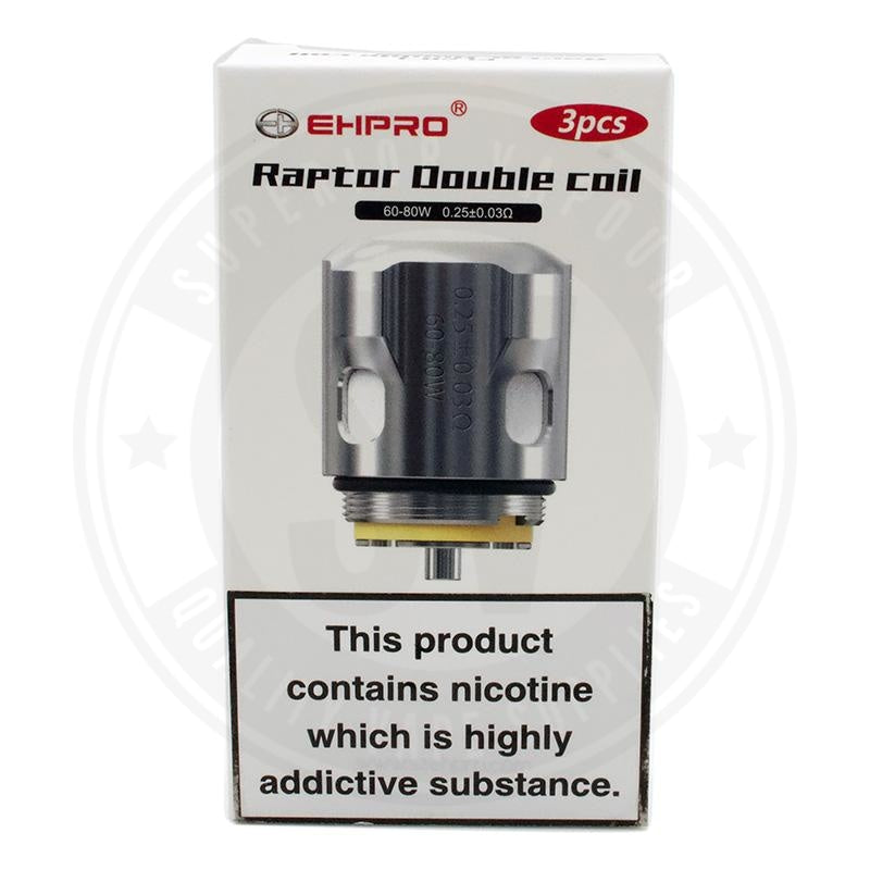 Ehpro Raptor Coils X3 By Atomizer