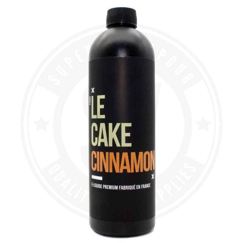 Cinnamon Cake E-Liquid by Remix Jet