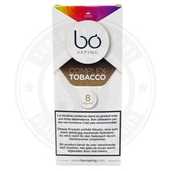Complex Tobacco Bo Caps By Vaping E Liquid