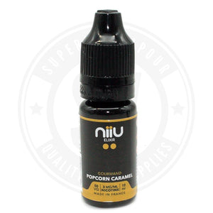 Popcorn Caramel E-Liquid 10Ml By Niiu E Liquid