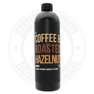 Coffee & Roasted Hazelnut E-Liquid by Remix Jet