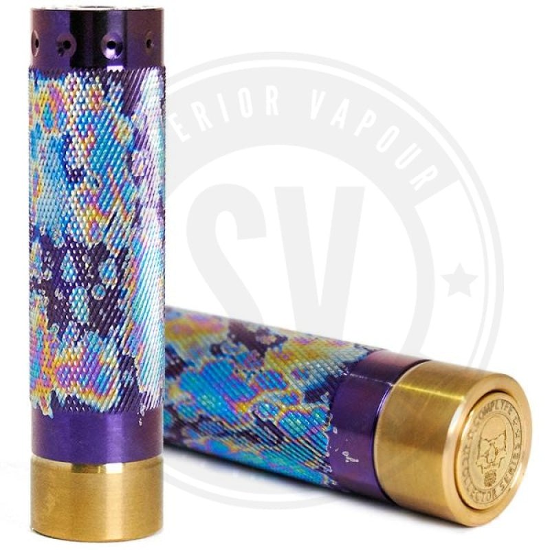 Custom Titanium Mods By Comp Lyfe Clm7 Mod