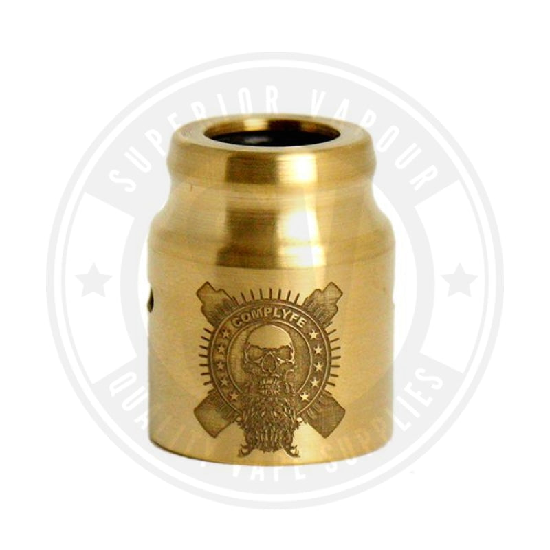 Battle Cap S 24 By Comp Lyfe Brass