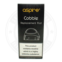 Cobble Replacement Pods X 3 By Aspire Atomizer