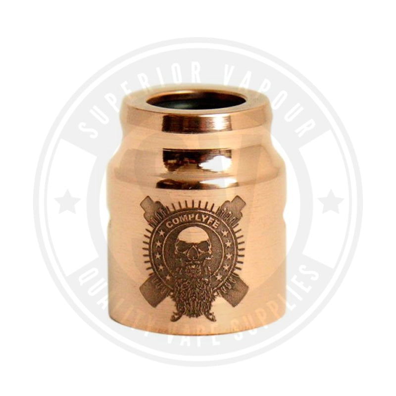 Battle Cap S 24 By Comp Lyfe Copper