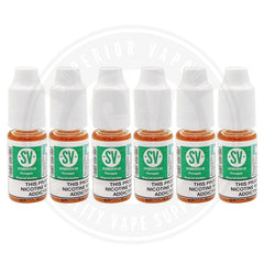 Pineapple E-Liquid 10ml by Superior Vapour