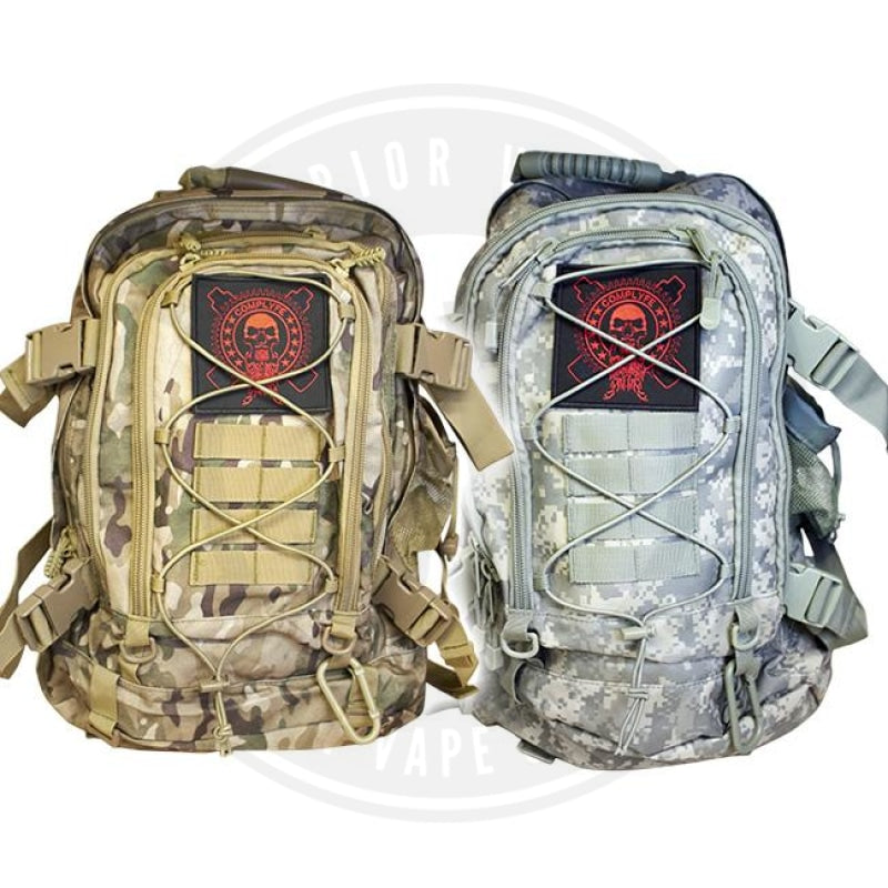 Tactical Backpack By Comp Lyfe Backpack