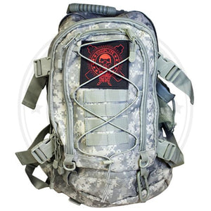 Tactical Backpack By Comp Lyfe Digi Camo Backpack