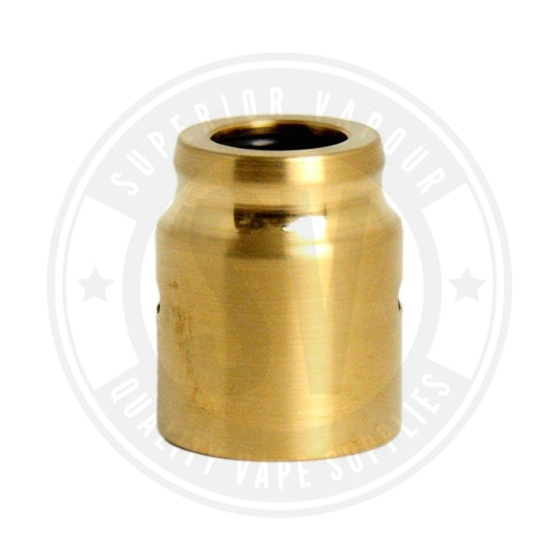 Battle Cap S 24 By Comp Lyfe Un Etched Brass