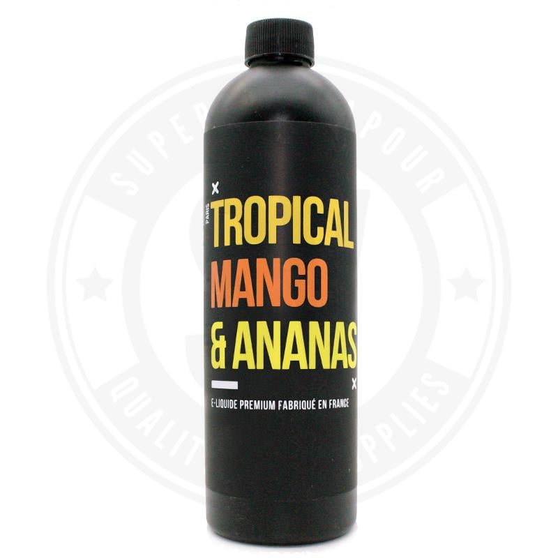 Tropical Mango & Pineapple E-Liquid by Remix Jet